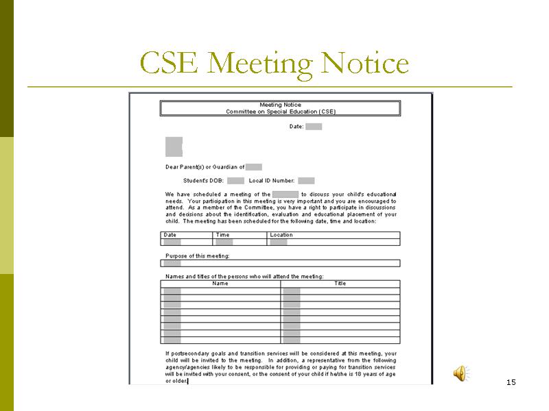 Cse Meeting Notice Slide15